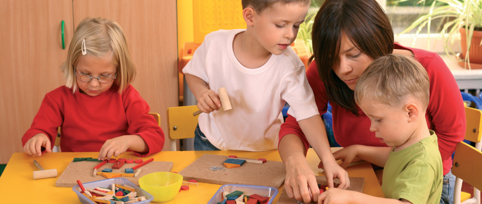 Training and consultancy for the Early Years and children's services